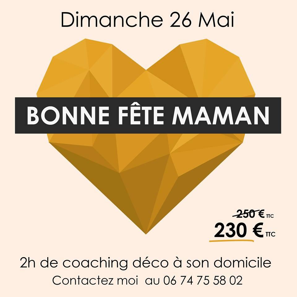 promo fetes des meres 2019 par Osez Décorer, Christel Dubois, Décoratrice UFDI à Reims 51