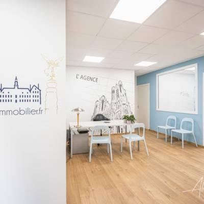 Christel dubois décoratrice Reims (51) UFDI décoration agence immobilière